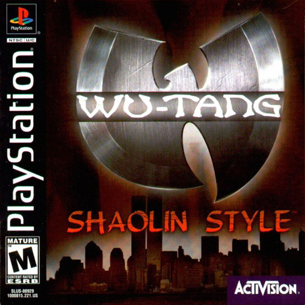 Wu-Tang - Shaolin Style [NTSC-U] Front Cover